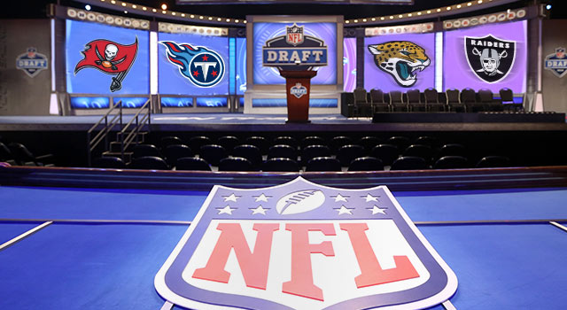2016 NFL Mock Draft with Trades